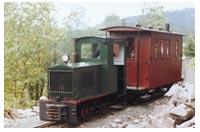 Железная дорога в Луммедале (Lommedalsbanen) | NORGE.RU