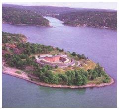 Крепость Оскарсборг (Oscarsborg Festning)| Норвегия