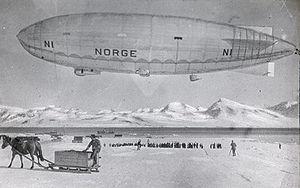 Дирижабль «Норвегия»