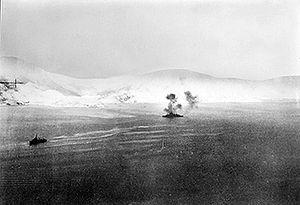 Морское сражение возле Нарвика