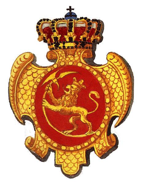 герб норвегии