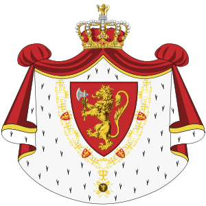 Королевский герб Норвегии