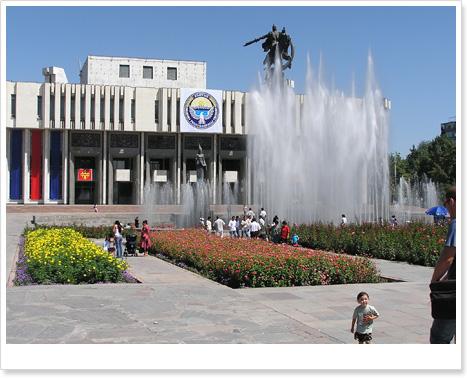 По словам мэра столицы, в Бишкеке много других проблем