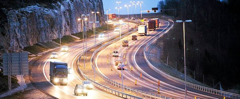 «Дорога смерти» - трасса Е6 в Эстфолде – станет автомагистралью