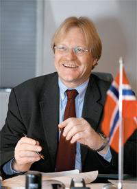 Закончился срок полномочий Ойвинда Нордслеттена на посту Чрезвычайного и Полномочного Посла Королевства Норвегия