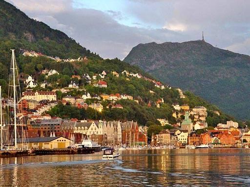 Норвегия входит в пятерку стран по лучшим условиям для жизни