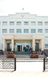 Город омск, восьмой арбитражный апелляционный суд, фото 3541293, снято 9 мая 2012 г (c)