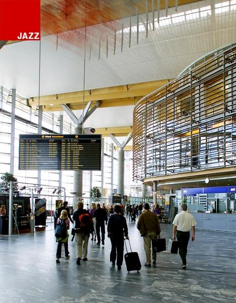 Норвежский аэропорт Гардермуен занял 9-ое место в рейтинге лучших аэропортов мира