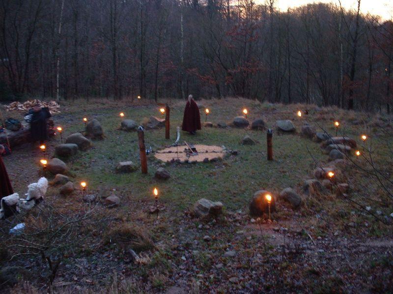В Осло открыто языческое кладбище