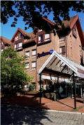 Отель в Бергене Radisson Blu Royal на ремонте