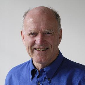 норвежский писатель Уле Бьерке (Ole Bjerke)