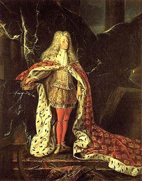 Фредерик IV, король Дании и Норвегии