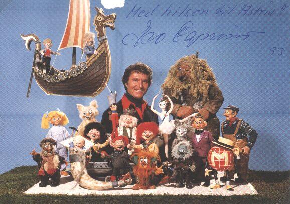 Иво Каприно и его кукольные герои