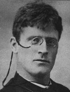Кнут Гамсун в 1890 г. (31 год)