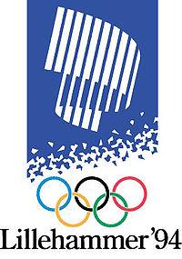 XVII зимние Олимпийские игры в Лиллехамере. Эмблема