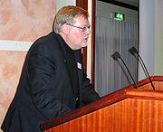 Рольф Рейквам, политик