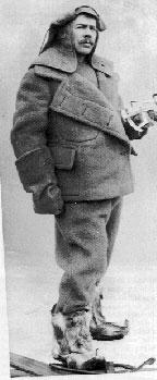 Карстен Эгеберг Борхгревинк, норвежский полярный исследователь