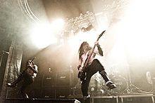 Immortal - блэк-метал-группа из Норвегии