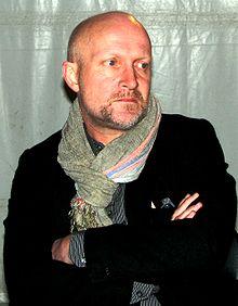 Ларс Соби Кристенсен, норвежский писатель.