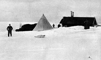«Фрамхейм» в марте 1911 г