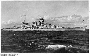 «Шарнхорст» («Scharnhorst») — немецкий линкор