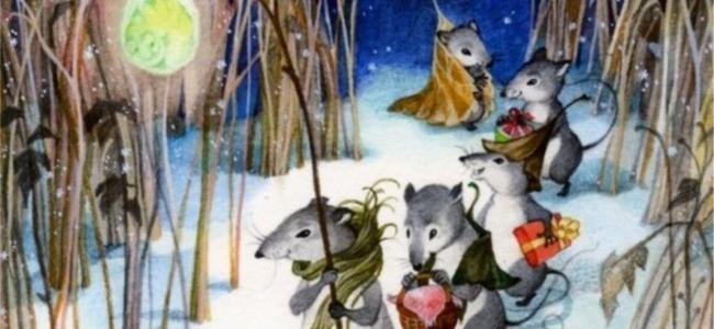 Ольга Ионайтис - рождественские темы