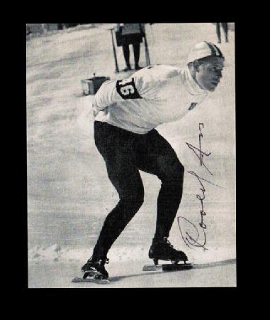 Роальд Эдгар Ос, норвежский конькобежец