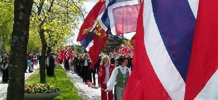 17 мая – самый красный день норвежского календаря