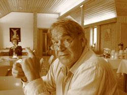 Торгейр Шёльберг  - современный норвежский художник