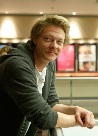 Кристоффер Йонер - норвежский актёр кино и телевидения
