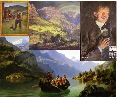 Изобразительное искусство Норвегии