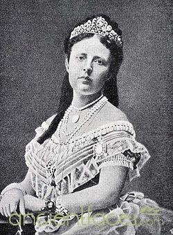 София Вильгельмина Марианна Генриетта Нассауская, королева Швеции и Норвегии