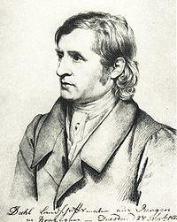 Юхан Кристиан Клаусен Даль - норвежский живописец