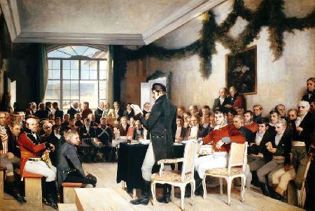 Учредительное собрание в Эйдсволле. Часть I
