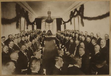 Учредительное собрание в Эйдсволле. Часть II