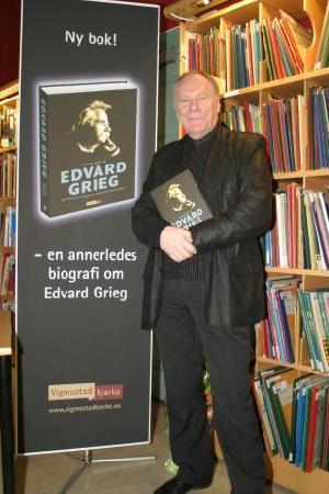 Презентация новой норвежской биографии Эдвада Грига в Пекине
