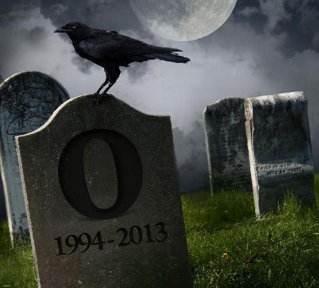 Трагедия норвежского браузера или «OPERA» RIP?
