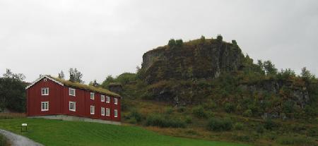Замок короля Сверре и народный музей Трёнделага