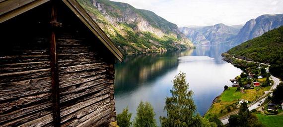 Норвегия - красоты природы (Фото с сайта Visitnorway.com)
