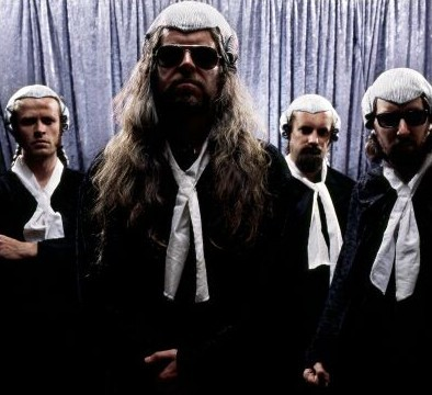 Норвежская андерграундная и цинично-глумливая банда BLACK DEBBATH