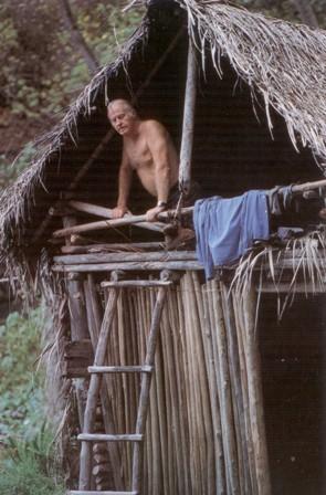 Тур Хейердал: 50 лет после первой экспедиции и далее (Маркизы 1987)