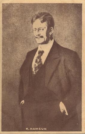 Кнут Гамсун