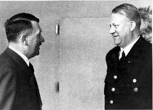 Гитлер и Квислинг