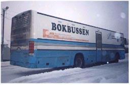 Bokbussen: Билиотека с достакой на дом