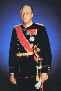 Его Величество Король ХАРАЛЬД (Большое изображение)