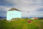 Крепость в Тронхейме (Норвегия)